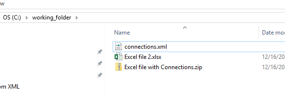 Edit Excel Connections in XML – Frank Stadler